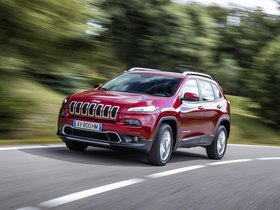 Ver foto 13 de Jeep Cherokee Limited Europe 2014