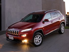 Fotos de Jeep Cherokee Longitude Australia 2014