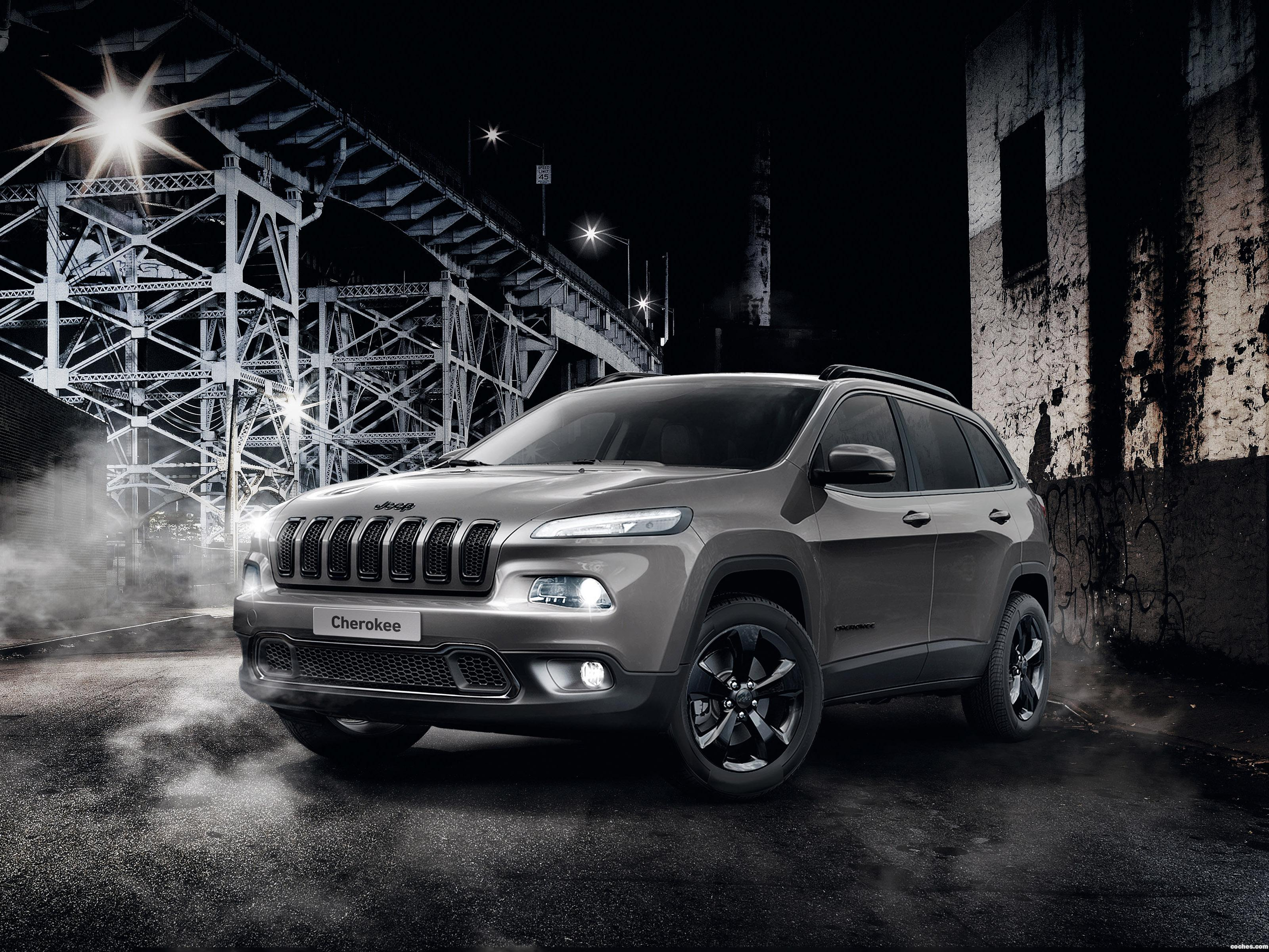 Foto 0 de Jeep Cherokee Night Eagle 2015
