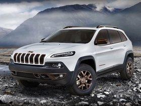 Ver foto 4 de Jeep Cherokee Sageland Concept 2014
