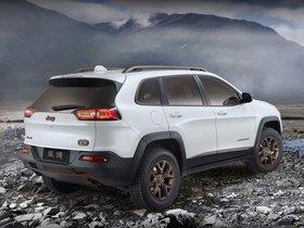 Ver foto 3 de Jeep Cherokee Sageland Concept 2014