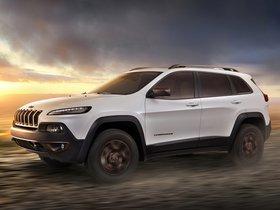 Ver foto 2 de Jeep Cherokee Sageland Concept 2014