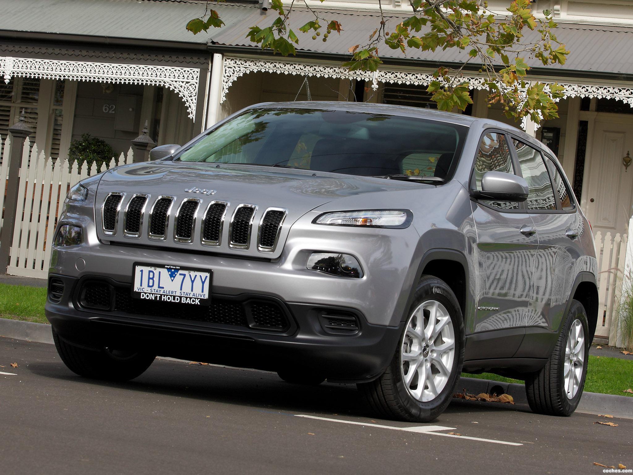 Foto 0 de Jeep Cherokee Sport Australia 2014