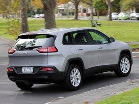 Ver foto 3 de Jeep Cherokee Sport Australia 2014