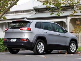 Ver foto 2 de Jeep Cherokee Sport Australia 2014
