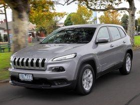 Ver foto 10 de Jeep Cherokee Sport Australia 2014