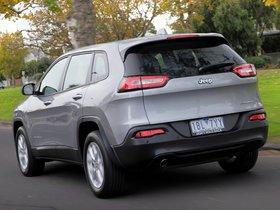 Ver foto 9 de Jeep Cherokee Sport Australia 2014
