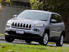Ver foto 7 de Jeep Cherokee Sport Australia 2014