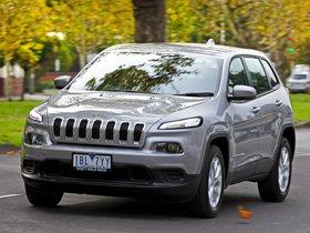 Ver foto 6 de Jeep Cherokee Sport Australia 2014