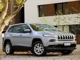 Ver foto 5 de Jeep Cherokee Sport Australia 2014