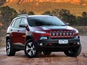 Ver foto 5 de Jeep Cherokee Trailhawk Australia 2014