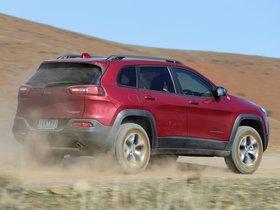 Ver foto 4 de Jeep Cherokee Trailhawk Australia 2014