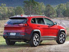 Ver foto 3 de Jeep Cherokee Trailhawk Australia 2014