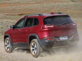 Ver foto 2 de Jeep Cherokee Trailhawk Australia 2014