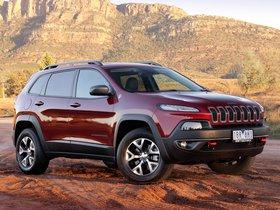 Ver foto 12 de Jeep Cherokee Trailhawk Australia 2014