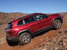 Ver foto 11 de Jeep Cherokee Trailhawk Australia 2014