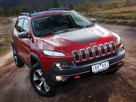 Ver foto 10 de Jeep Cherokee Trailhawk Australia 2014