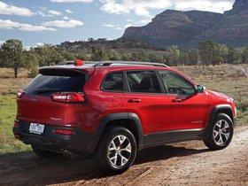 Ver foto 9 de Jeep Cherokee Trailhawk Australia 2014