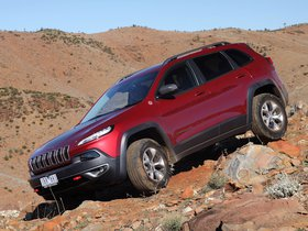 Ver foto 8 de Jeep Cherokee Trailhawk Australia 2014