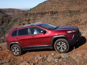 Ver foto 7 de Jeep Cherokee Trailhawk Australia 2014