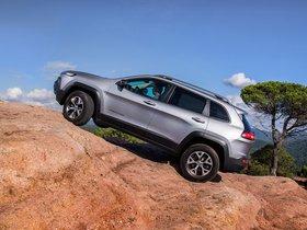 Ver foto 5 de Jeep Cherokee Trailhawk 2014