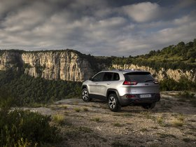 Ver foto 13 de Jeep Cherokee Trailhawk 2014