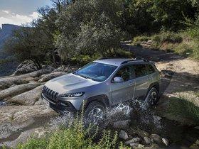 Ver foto 12 de Jeep Cherokee Trailhawk 2014
