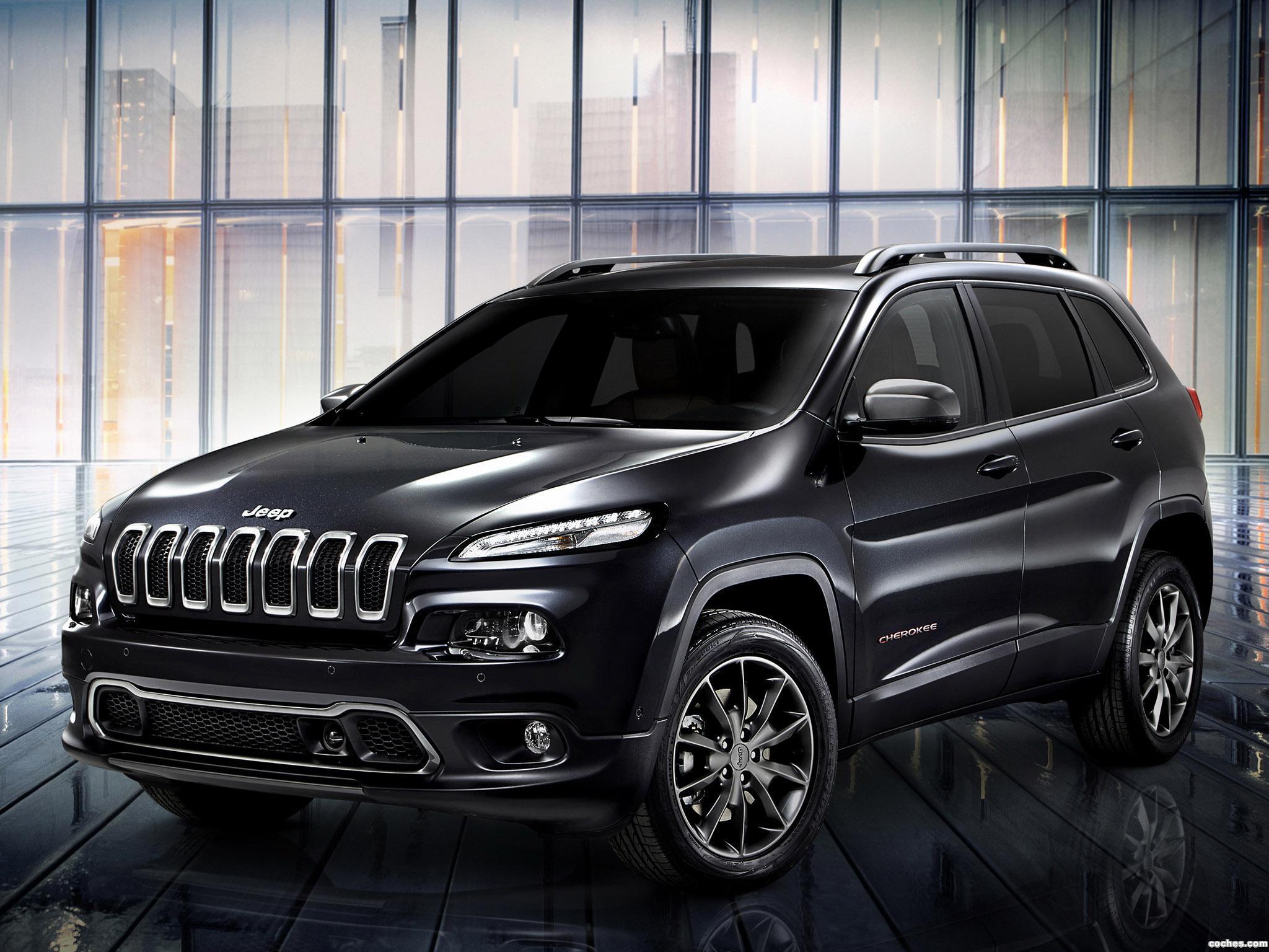 Foto 0 de Jeep Cherokee Urbane Concept 2014