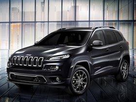 Ver foto 1 de Jeep Cherokee Urbane Concept 2014
