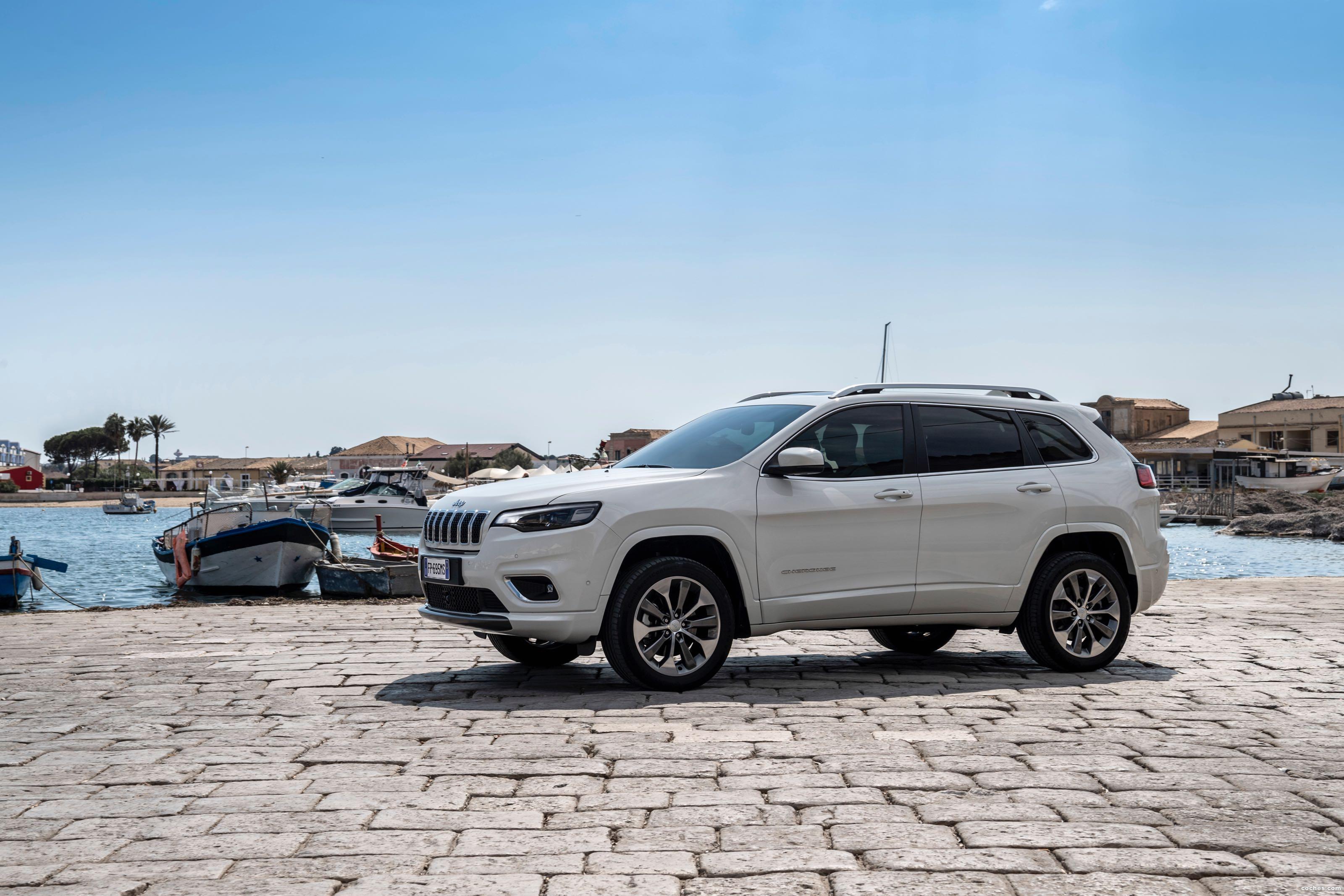 Foto 0 de Jeep Cherokee Overland 2018