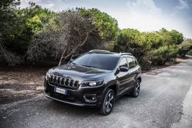 Ver foto 13 de Jeep Cherokee Limited 2018