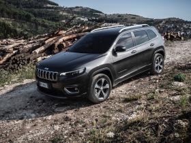 Ver foto 11 de Jeep Cherokee Limited 2018