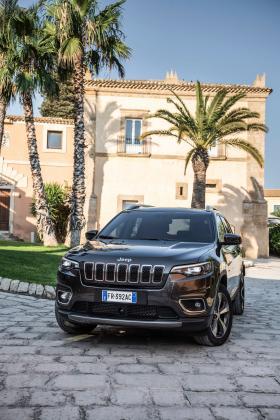 Ver foto 10 de Jeep Cherokee Limited 2018