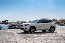 Ver foto 1 de Jeep Cherokee Overland 2018