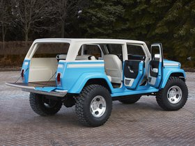 Ver foto 2 de Jeep Chief Concept JK 2015