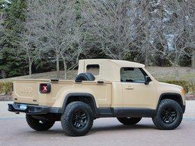 Ver foto 2 de Jeep Comanche Concept 2016