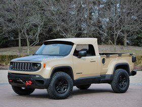 Ver foto 1 de Jeep Comanche Concept 2016