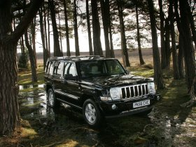 Ver foto 10 de Jeep Commander 2005