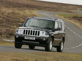 Fotos de Jeep Commander