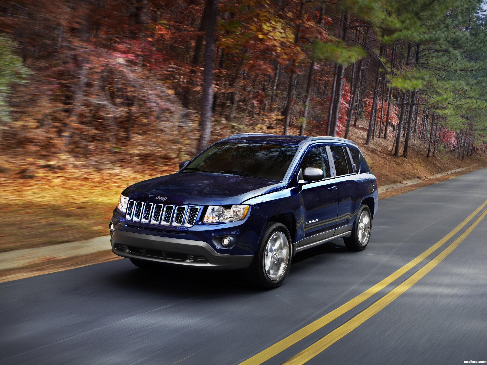 Foto 3 de Jeep Compass 2011