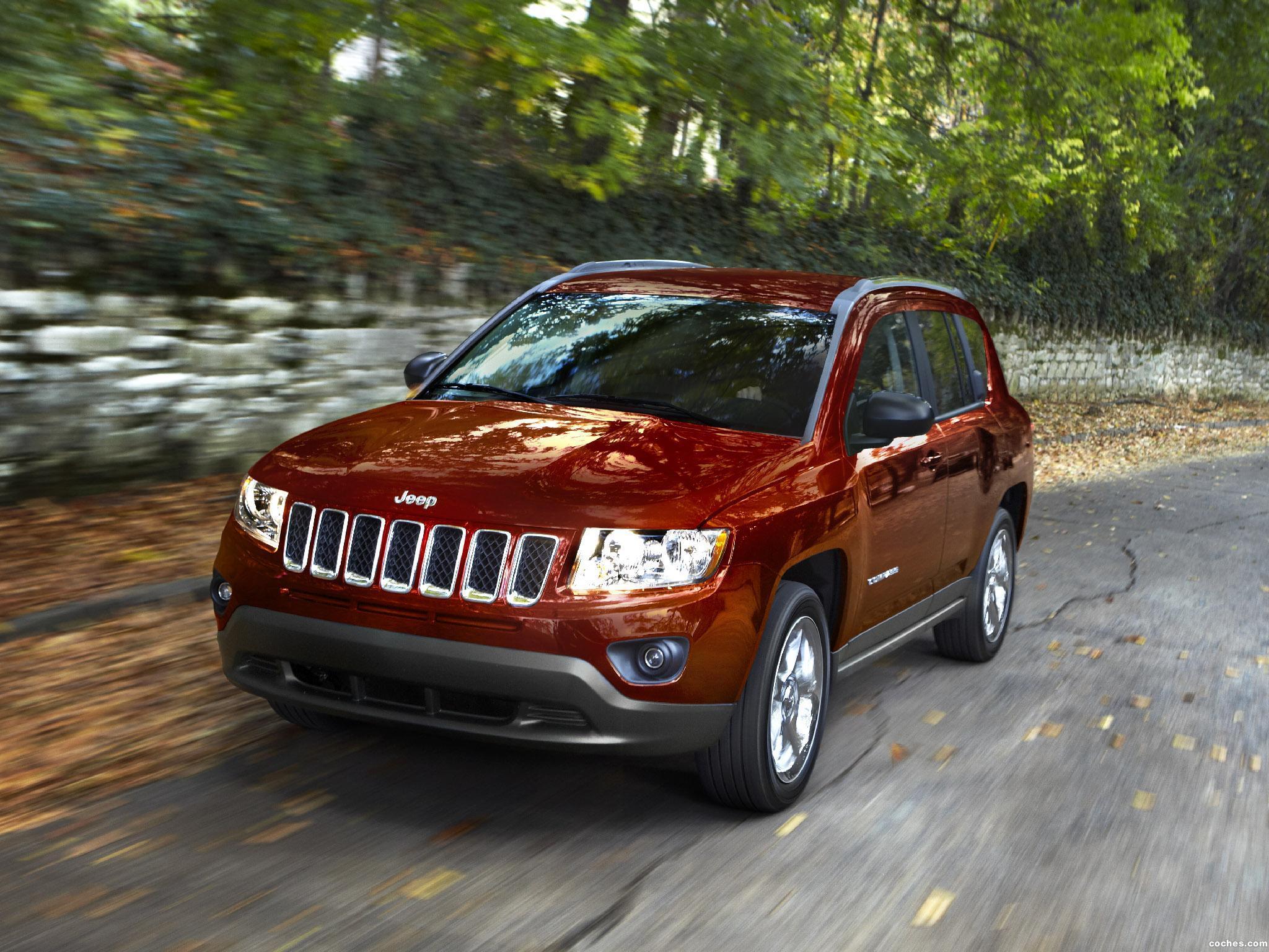 Foto 2 de Jeep Compass 2011