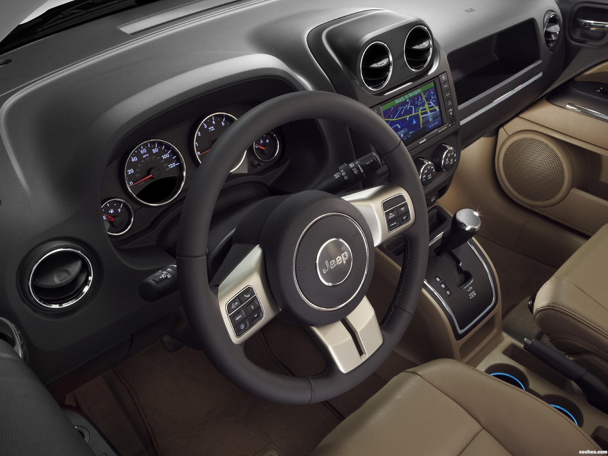 Foto 12 de Jeep Compass 2011