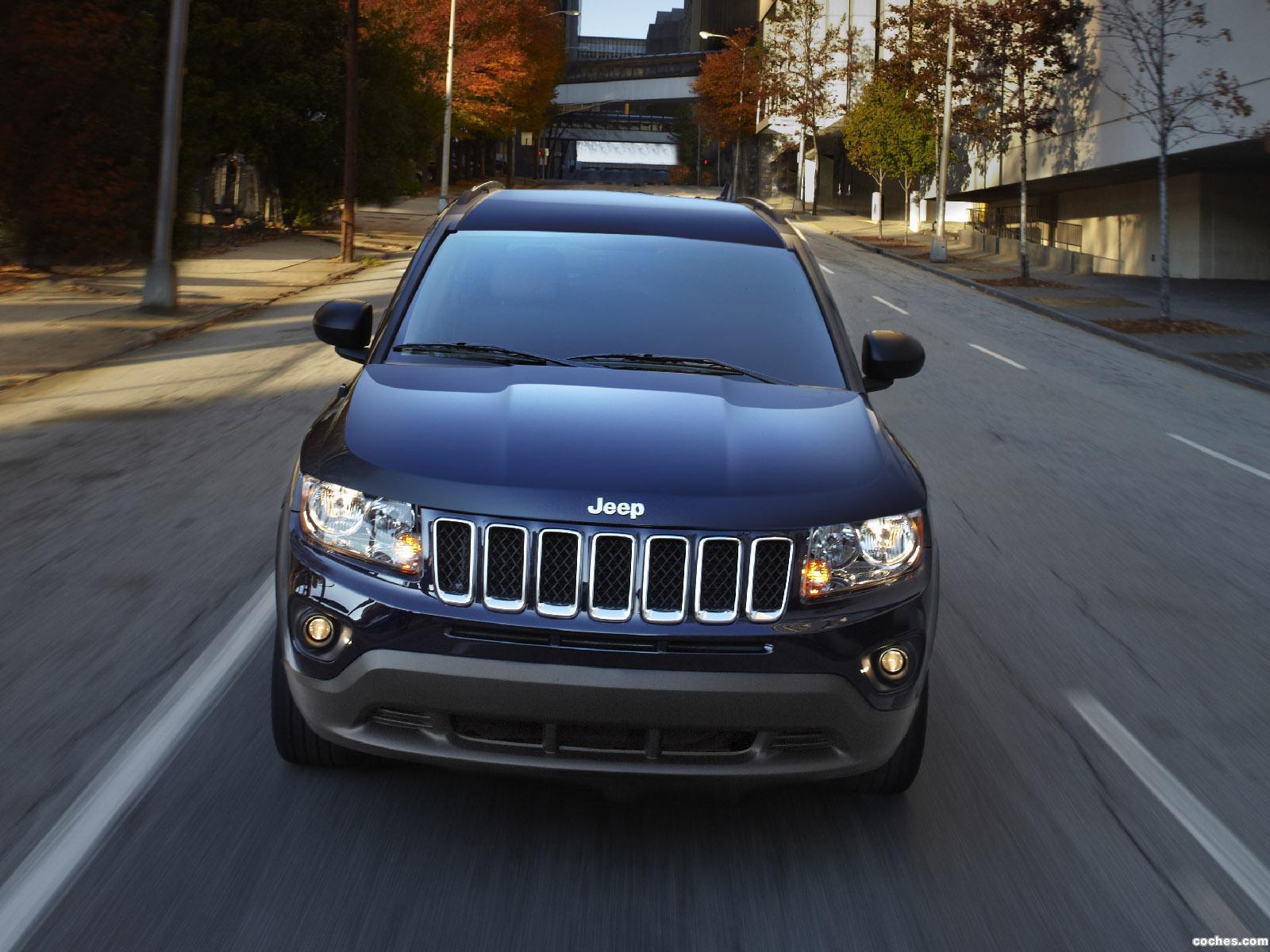 Foto 10 de Jeep Compass 2011