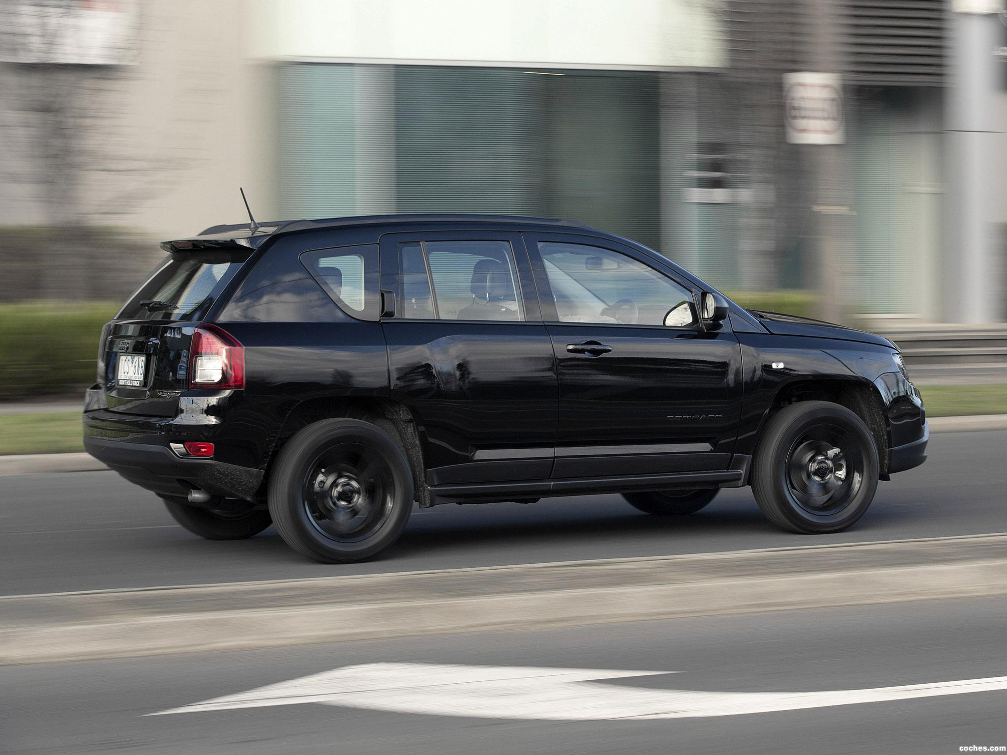 Foto 1 de Jeep Compass Blackhawk 2015