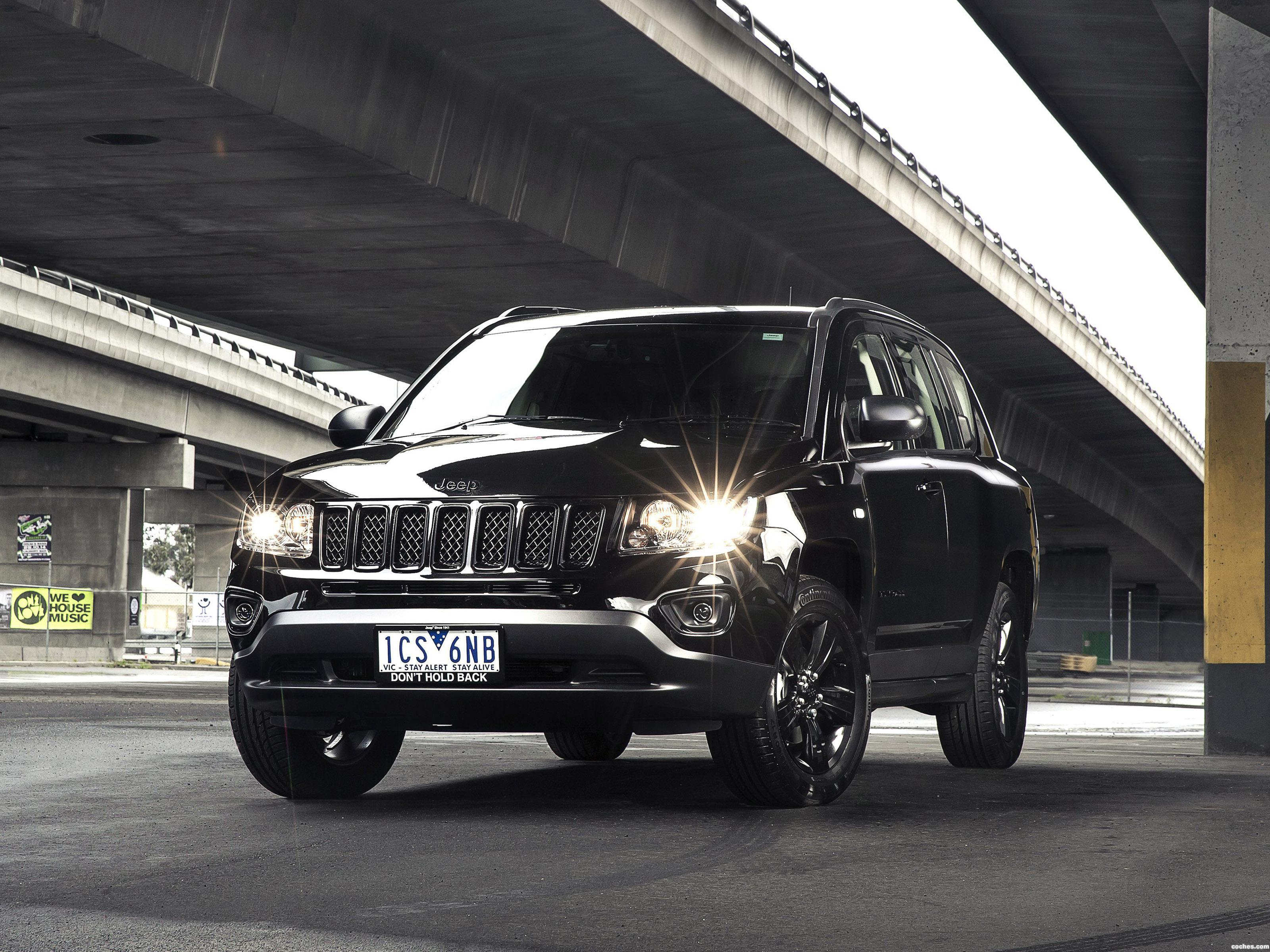 Foto 0 de Jeep Compass Blackhawk 2015