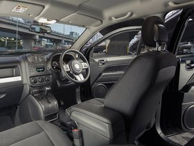 Ver foto 17 de Jeep Compass Blackhawk 2015