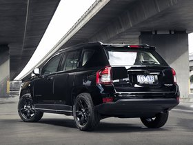 Ver foto 8 de Jeep Compass Blackhawk 2015