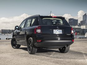 Ver foto 4 de Jeep Compass Blackhawk 2015