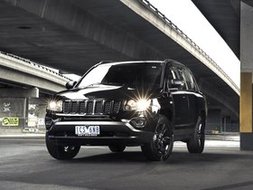 Ver foto 1 de Jeep Compass Blackhawk 2015