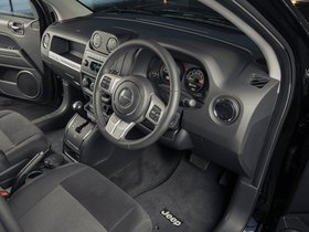 Ver foto 16 de Jeep Compass Blackhawk 2015